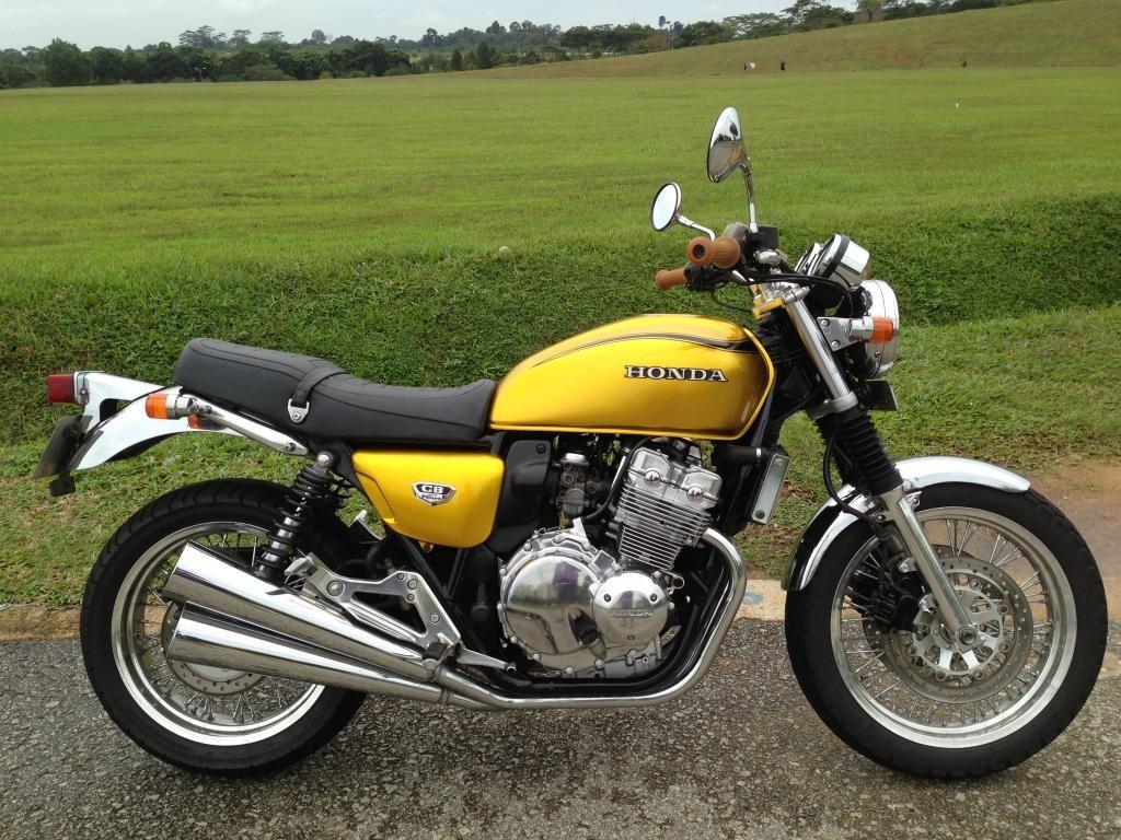 Rare Kawasaki Motorcycles