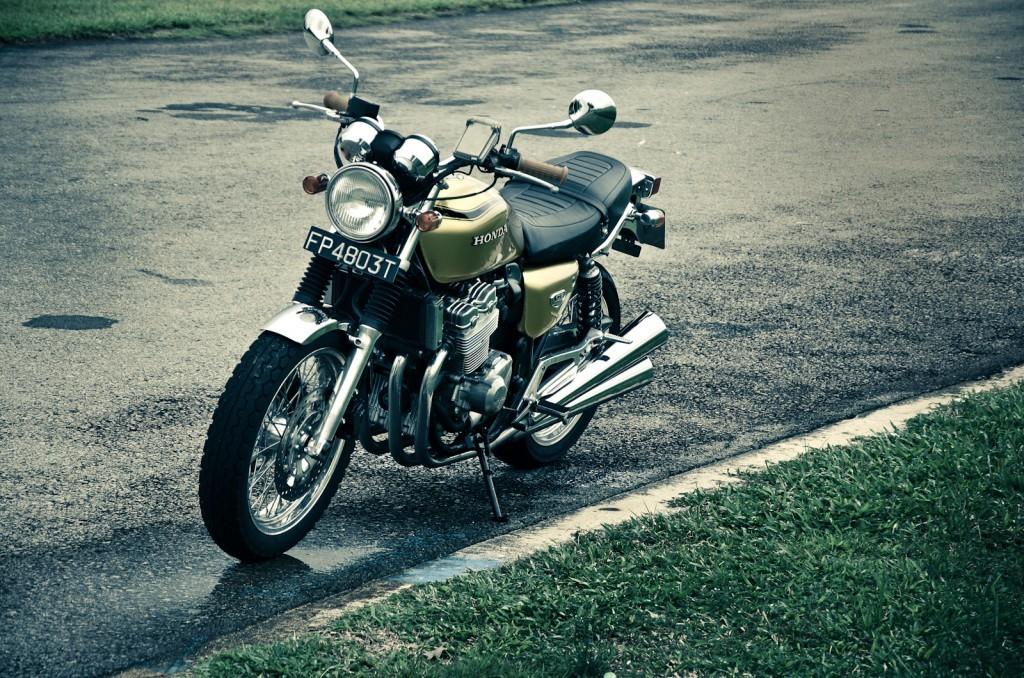 Honda CB400FOUR NC36 - Custom Burner